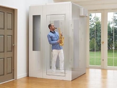 2.楽器練習に最適な音場