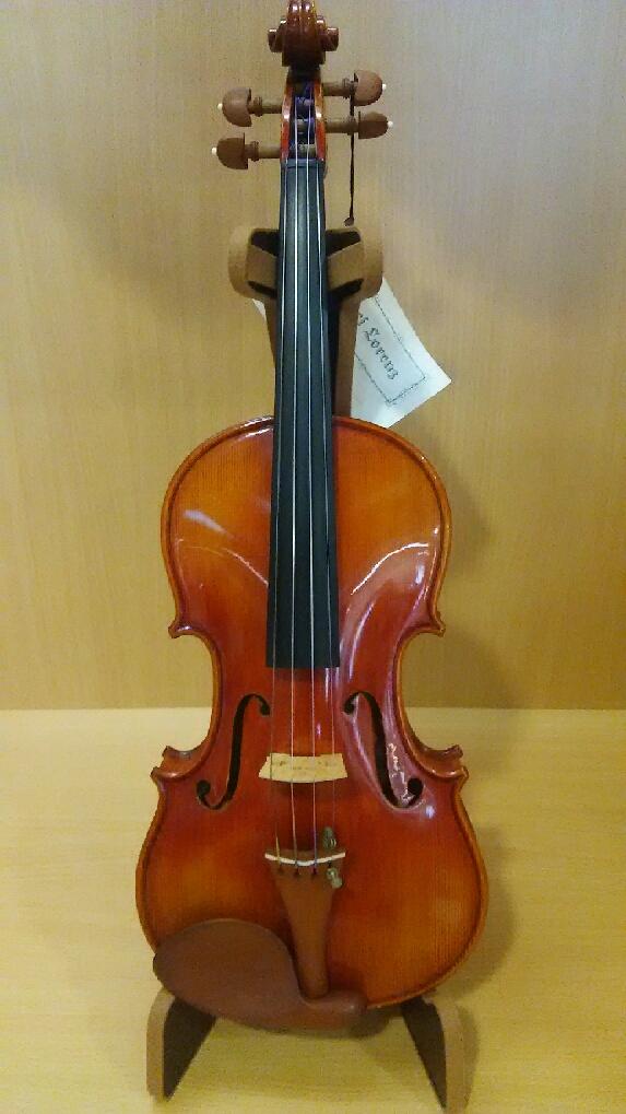 ヨゼフ・ロレンツ バイオリン ドイツ製