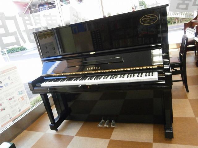 ヤマハリニューアルピアノ U3A  1983年製
