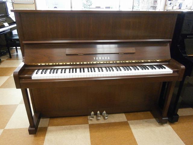 ヤマハリニューアルピアノ U10Wn  1986年製