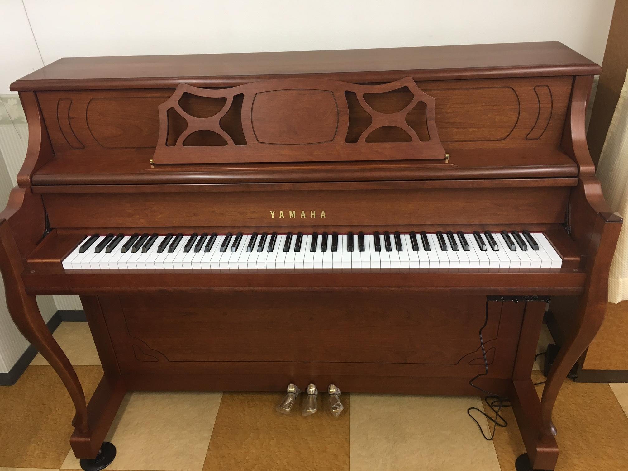 Nikkyo Gakki スペシャルセレクトピアノ T101CRS 2002年製