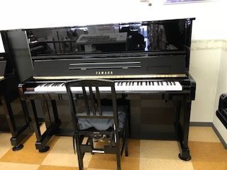 Nikkyo Gakki スペシャルセレクトピアノ U10BL 1988年製