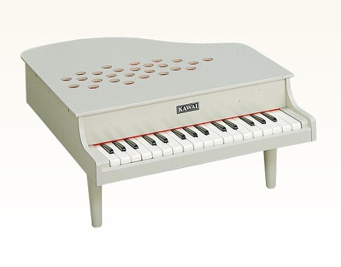 KAWAI ミニピアノ アイボリー